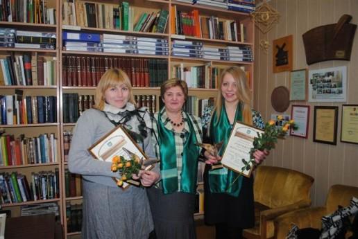 Nuotraukoje (iš kairės): Vaida Petrauskienė, Elena Stankevičienė ir Aušra Skačkovaitė.