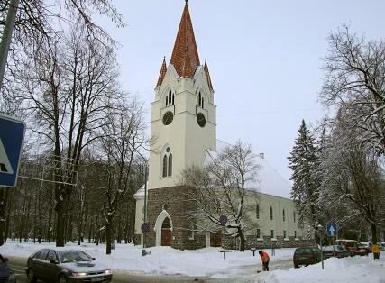 Šilutėje Martyno Liuterio evangelikų liuteronų bažnyčia