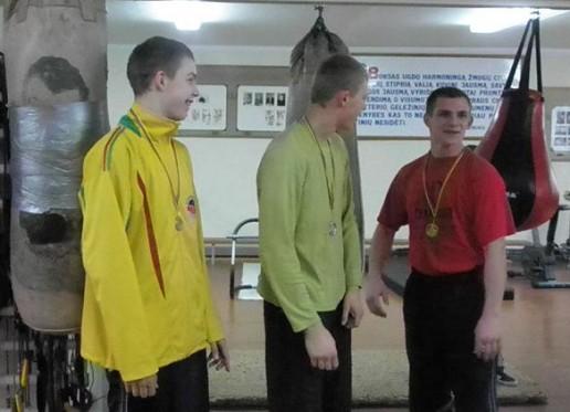 Bokso treniruotės
