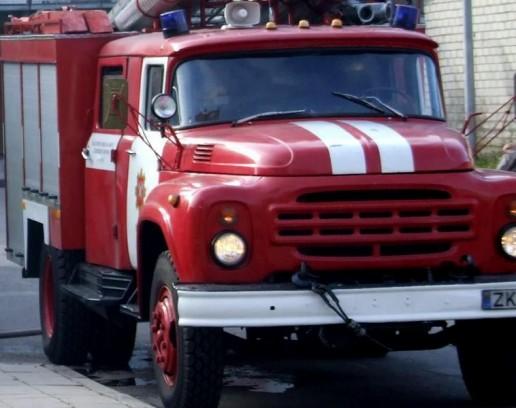 Ugniagesių automobilis