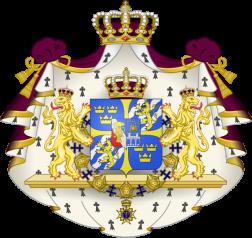 Švedijos herbas