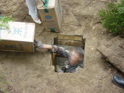 Kontrabanda bunkeryje