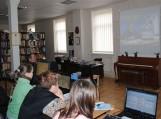 Tęsiasi mokomieji kursai Pagėgių savivaldybės gyventojams