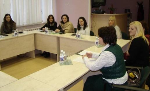 Savivaldybėje lankėsi tarptautinio projekto svečiai