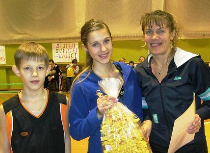 Tėvų ir vaikų šventė Traksėdžiuose