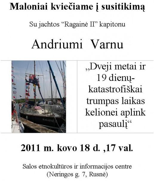 Susitikimas su Andriumi Varnu