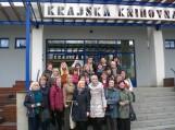 Lietuvos bibliotekininkai Čekijos viešosiose bibliotekose sėmėsi patirties.