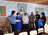 Angelei ir Vytautui Raukčiams už pravestą edukacinę pamoką dėkojo Bikavėnų filialo bibliotekos ir Senūjų kaimo tradicijų kultūros centro darbuotojai.