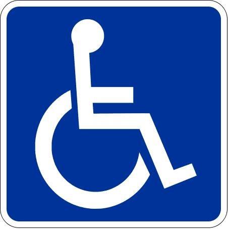 Neįgaliojo ženklas