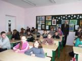 Profesijų savaitė Traksėdžių pagrindinėje mokykloje