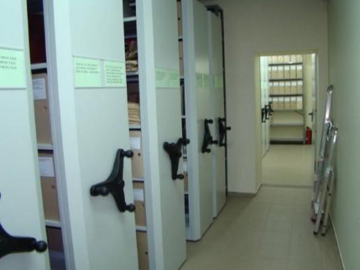 Renovuotos Savivaldybės archyvo saugyklos