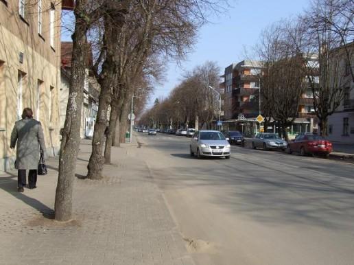 Šilutė, Lietuvininkų gatvė