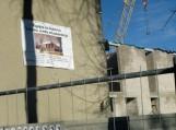 Pagėgių kultūros ir sporto centro pastato rekonstrukcija. Nuotraukos Pagėgių savivaldybės