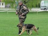 Pasieniečiai džiugino tarnybinių šunų meistriškumo varžybomis