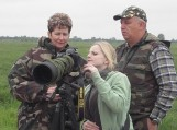 Išvykos į Nemuno deltos ornitologinį draustinį akimirkos