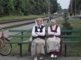 Prie Šilutės geležinkelio stoties masinius trėmimus įamžino atminimo lentoje