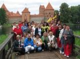 Bibliotekininkai aplankė Trakų pilį. Nuotraukos Sandros Jablonskienės