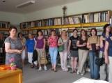 Trakų bibliotekoje
