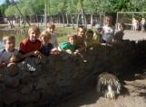 """Vilkyčių pagrindinėje mokykloje vyko vaikų vasaros poilsio stovykla """"Vasaros šypsena – 4"""""""