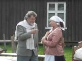 """Klojimo teatrų šventė – """"Nendrynų raganėlė - 2011"""""""