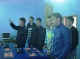 Grupelė Šilutės pirmosios gimnazijos mokinių dalyvavo Lietuvos aukštosios jūreivystės mokyklos organizuotame Mokslo festivalyje