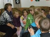 Piktupėnų bibliotekoje -  pagarbos ir meilės diena mažiesiems žmonių draugams
