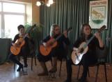 Gitaros muzikos vakaras Vainuto seniūnijos salėje
