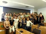 Grupė Šilutės Vydūno gimnazijos gimnazistų lankėsi Valensijoje