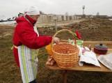 Ožio dieną - žąsų turgus Stoniškiuose