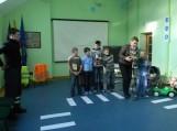 Saugaus eismo savaitė Rusnės specialiojoje mokykloje