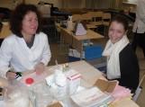 Neatlygintinos kraujo donorystės akcija Vydūno gimnazijoje