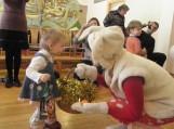 Kalėdinė šventė vaikams, nelankantiems darželio. Nuotraukos Edvardo Lukošiaus