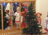 Kalėdinė šventė vaikams, nelankantiems darželio.