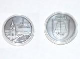 Išdalinti jubiliejiniai Šilutės medaliai