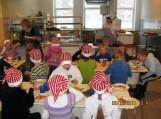 Sukako 100 dienų, kai Traksėdžių pagrindinės mokyklos pradinių klasių  mokytoja Birutė Dženkaitienė pradėjo mokyti  naują pirmokų kartą