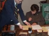 Pasirašyta bendradarbiavimo sutartis su Latvijos muziejumi