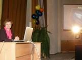 Etikos mokytoja Danutė Marozienė. Nuotraukos Šilutės žemės ūkio mokyklos