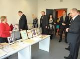 Naujoji Pagėgių biblioteka atvėrė duris laikytojams