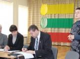 Šilutės r. vadovai ataskaitas už 2011 m. pristatė Rusnėje ir Šilutėje