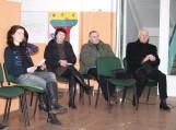 Traksėdžių bendruomenės nariai buvo pakviesti į kūrybos popietę