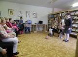 Linksmai ir įdomiai apie knygas ir biblioteką