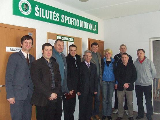 Silutes sporto mokykla