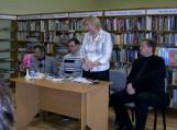 B. Morkevičienė papasakojo apie paprasto ir kuklaus autoriaus gyvenimą ir jo kūrybinius ieškojimus, knygos redagavimo ypatumus, bendravimą ir bendradarbiavimą