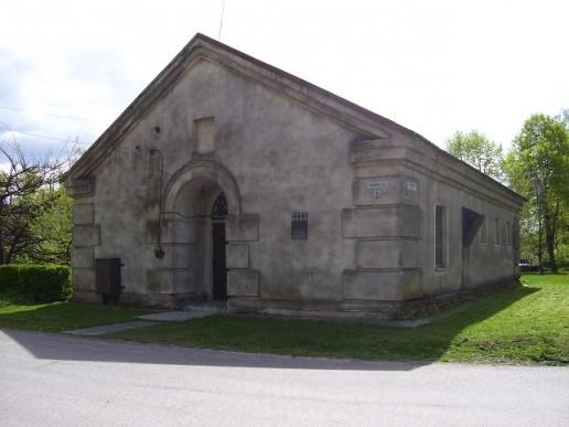 Maciku lagerio-karcerio muziejus. Nuotrauka Šilutės muziejaus