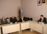 meras Virgilijus Pozingis gegužės 8 dieną savivaldybėje priėmė Lietuvos Respublikos konsulę Sovetske Liudą Kleimionovą