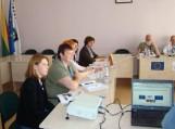 """Šilutėje posėdžiavo tarptautinio Baltijos šalių projekto """"Craftland"""" darbo grupė"""