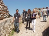 Ekskursija po Rašnov pilį