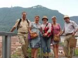 Kartu su kolegomis konferencijos dalyviais BIBLIO 2012