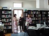Prancūrų kultūros centras Brašovo Georgo Baritiu biblioteka