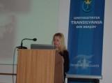 Šilutės F. Bajoraičio viešosios bibliotekos bibliotekininkai konferencijoje BIBLIO 2012 pristatė savo pranešimą